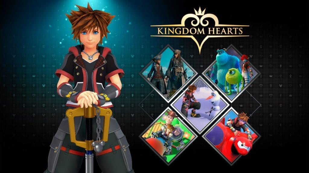 Kingdom Hearts 3 Critical