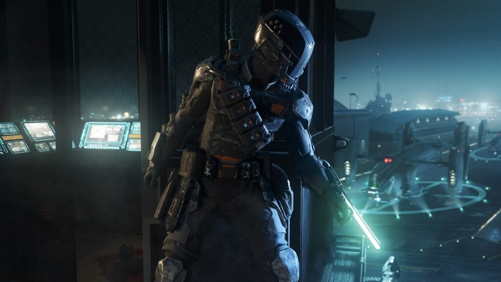 New Call Of Duty: Black Ops 4 Teaser Hints At The Return Of Spectre