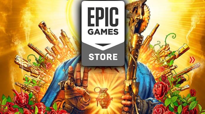 Borderlands 3 Randy Pitchford Epic Games Store