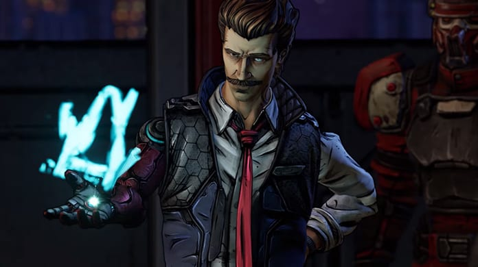 Borderlands 3 Rhys Troy Baker