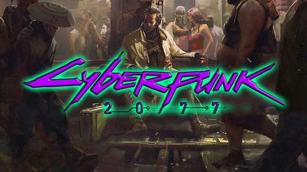 Cyberpunk 2077 Different
