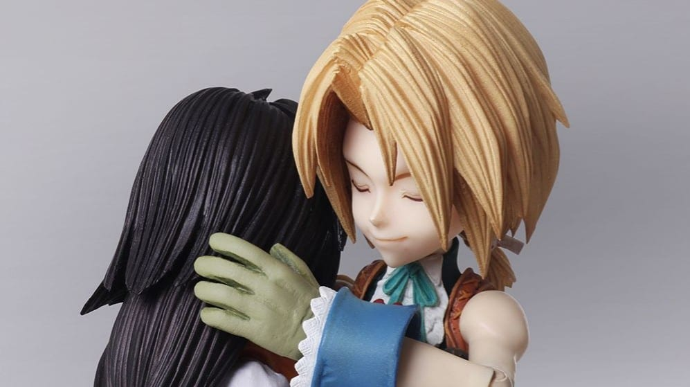 Final Fantasy IX BRING ARTS Figures Announced For Zidane And Garnet