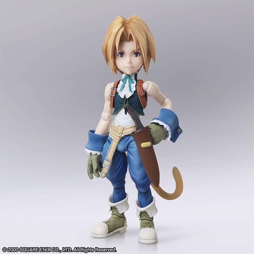 Final Fantasy IX BRING ARTS Figures Announced For Zidane And Garnet