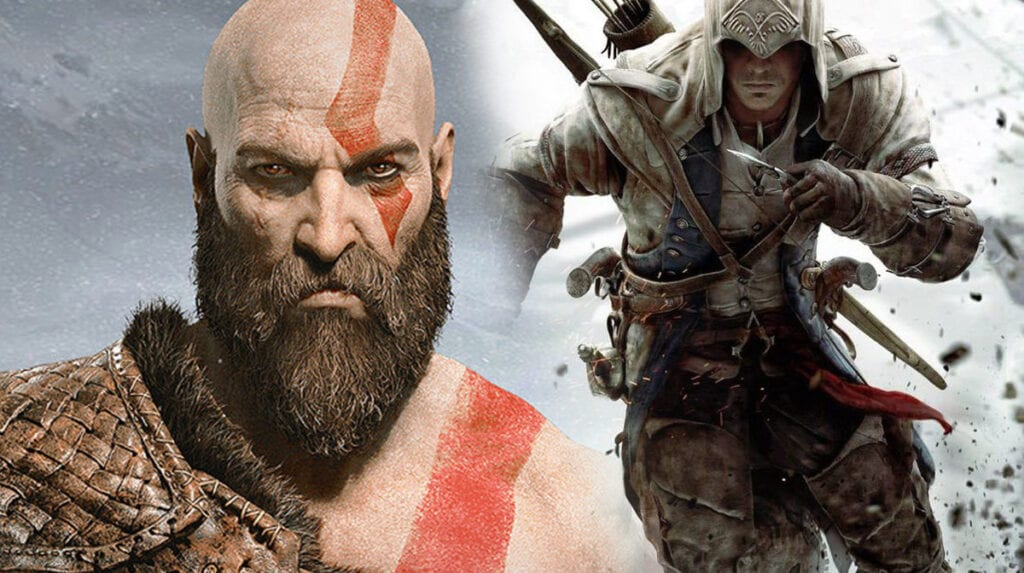 God of War Assassin's Creed Vikings