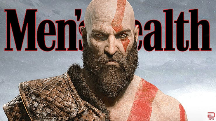 God of War Kratos Men's Health