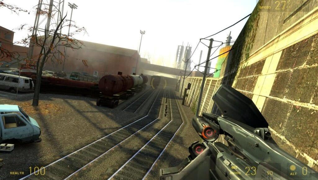 Half-Life 2 Mod Adds Popular Titanfall 2 Mechanic (VIDEO)