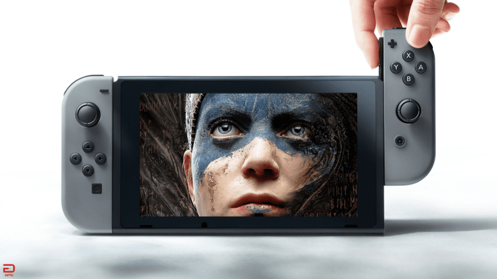 Hellblade: Senua's Sacrifice Launches On April 11th For Nintendo Switch