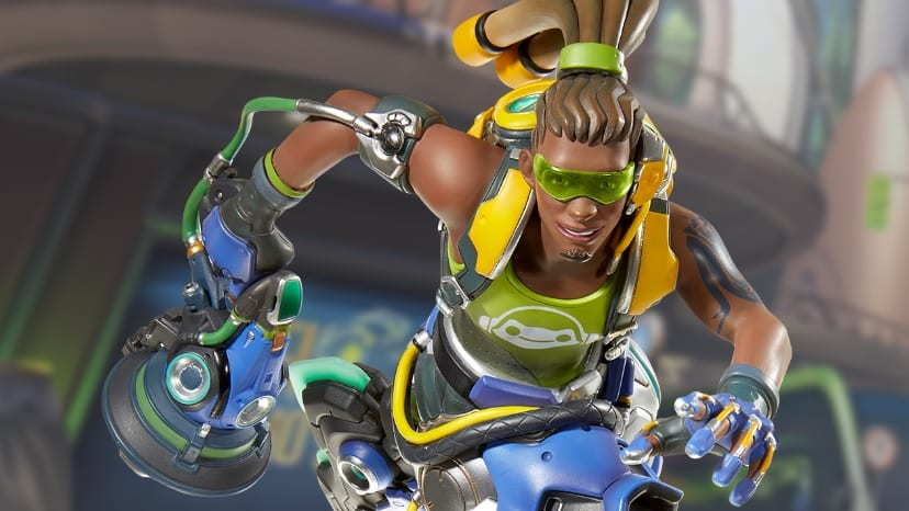 This Overwatch Lucio Statue Will Give You A Speeeeeed Boost! (VIDEO)