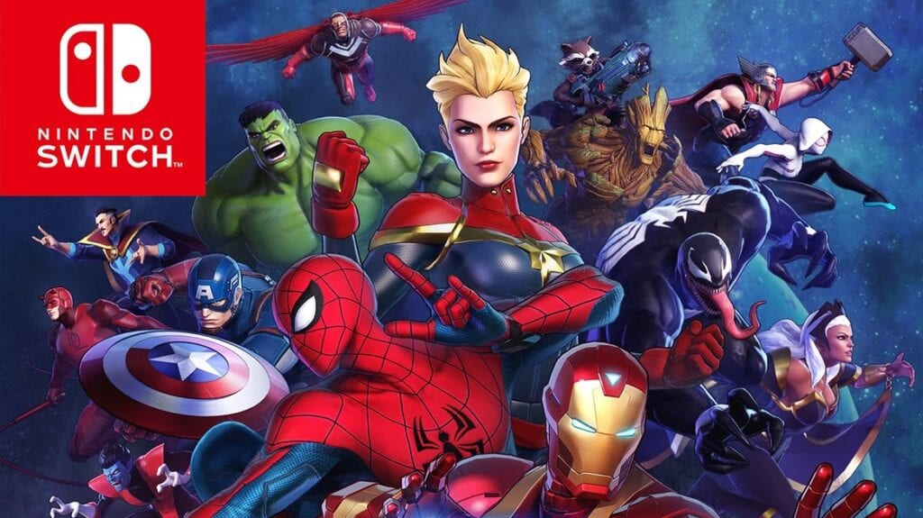 Marvel Ultimate Alliance 3 Nintendo Switch Release Date, Cover Art Revealed