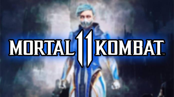 Mortal Kombat 11 Frost Fatality