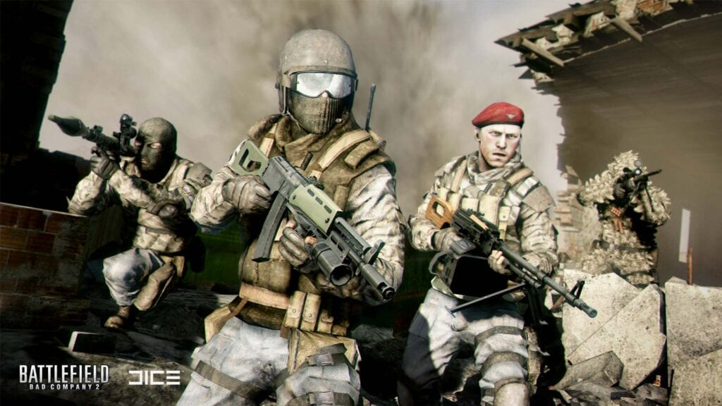 Battlefield: Bad Company 3 Rumored For Next-Gen Consoles