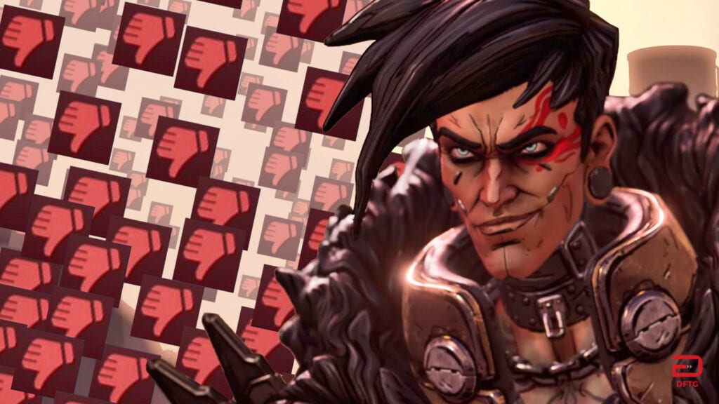 Borderlands Games Review-Bombed On Steam To Protest Epic Store Exclusivity