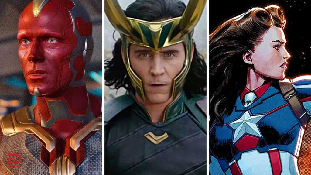 Disney+ Service Confirms Several New Marvel TV Series
