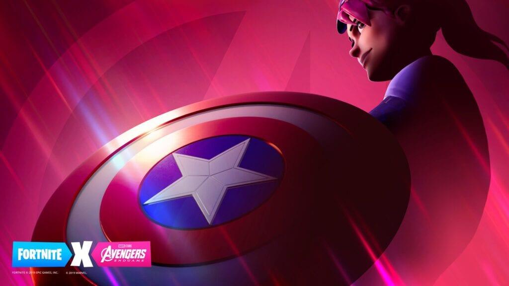 Fortnite Teases Avengers Endgame Official Crossover Event