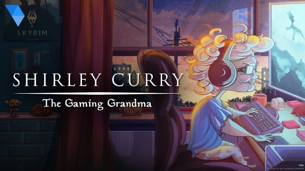Gaming Grandma