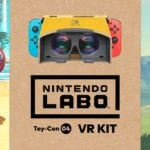Legend of Zelda: Breath of the Wild, Super Mario Odyssey VR Coming Soon With Nintendo Labo (VIDEO)