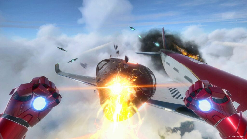 Iron Man VR Reveals New Story, Gameplay Details