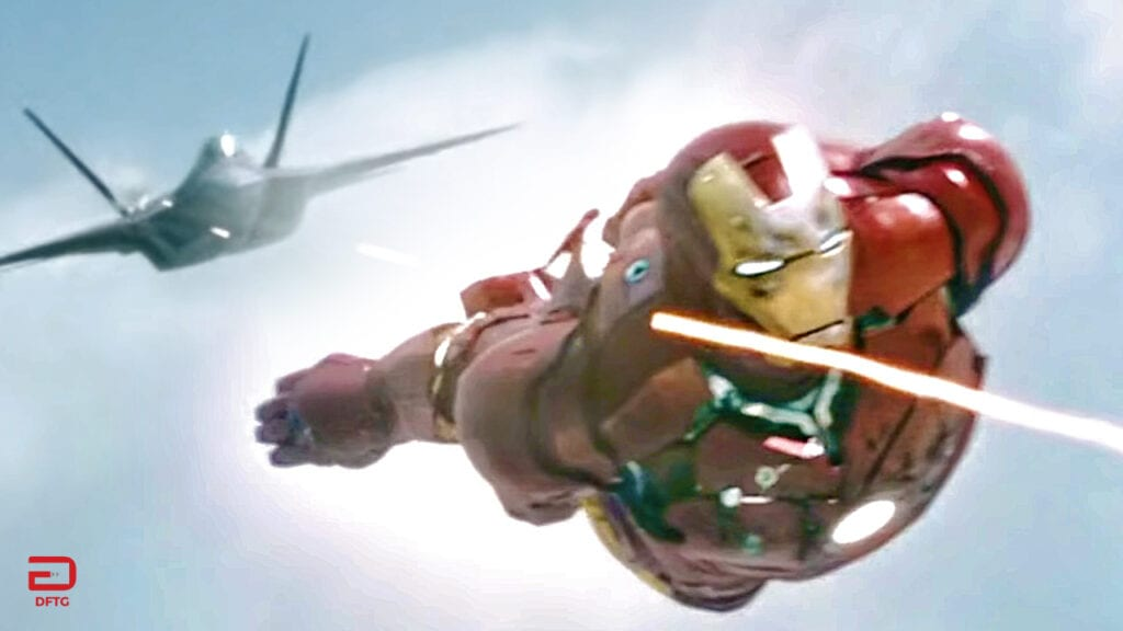 Marvel's Iron Man vs Fighter Jet: How Do They Stack Up IRL?