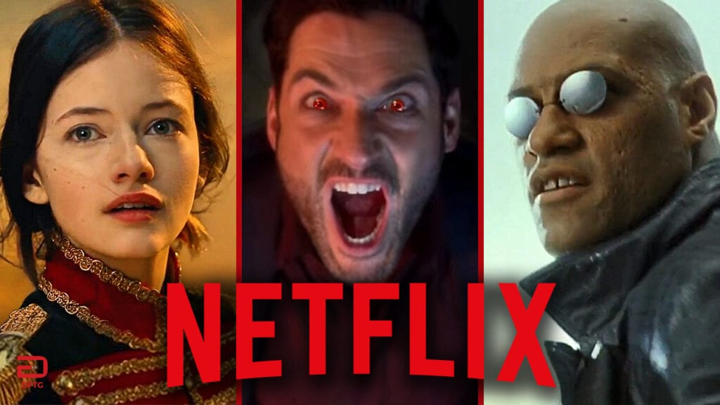 Netflix May 2019: What's New and What's Leaving (VIDEO)