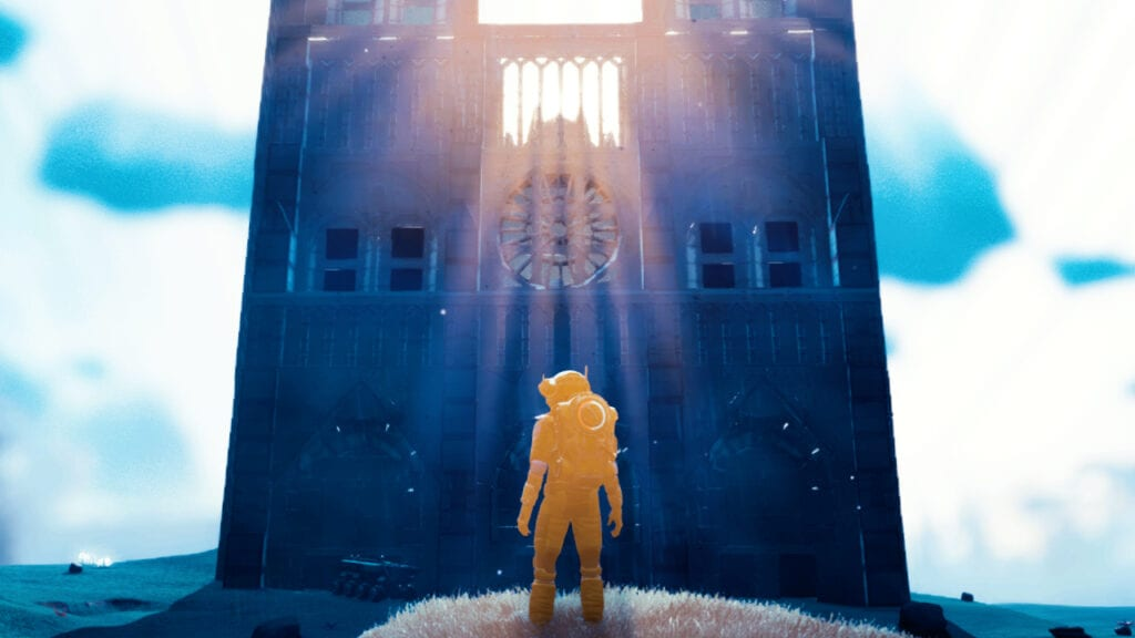 No Man's Sky Player Recreates Notre Dame After Devastating Fire