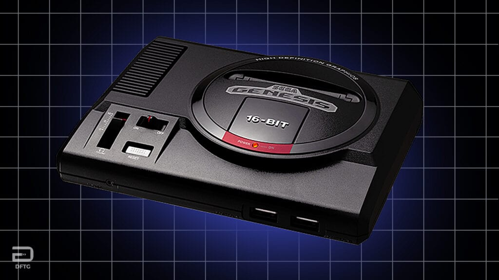 SEGA Genesis Mini Confirms Several New Included Games