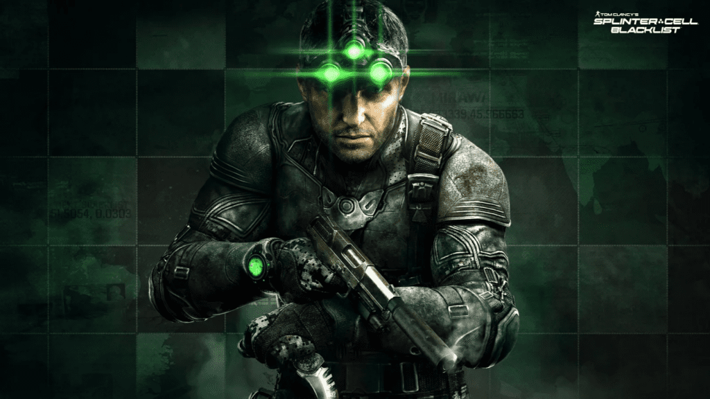 Ubisoft CEO Reveals Why We Haven't Seen A New Splinter Cell Game Yet