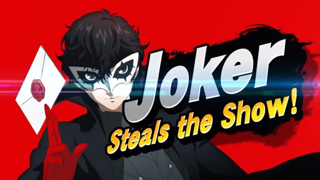 Super Smash Bros. Ultimate Adds Joker from Persona 5 Alongside v3.0 Update