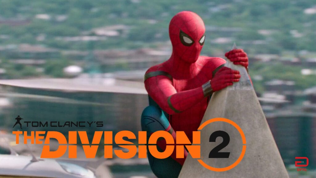 The Division 2 Features Clever 'Spider-Man' Easter Egg