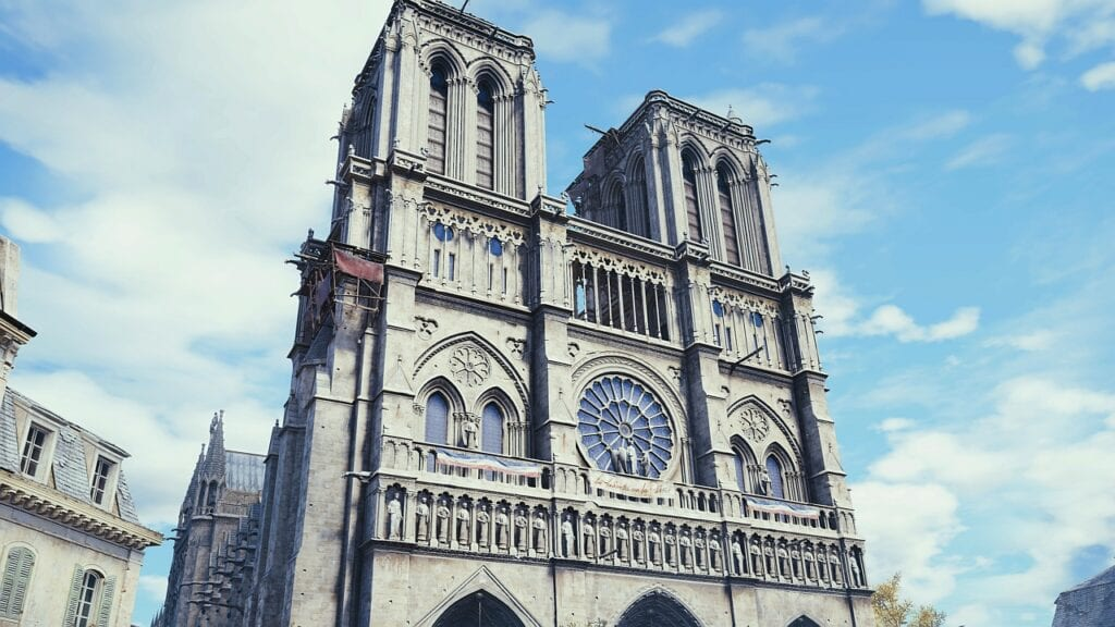 Ubisoft Donates To Notre Dame Fire Repairs, Releases 'Assassin's Creed Unity' Free On PC