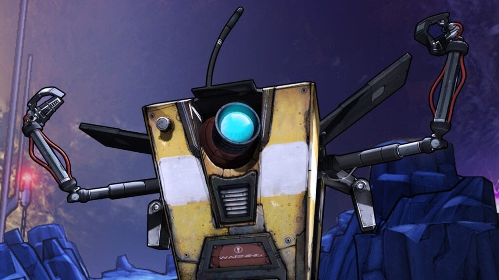 Claptrap Borderlands 3