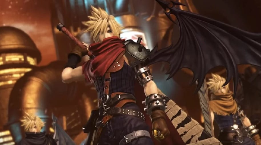 Dissidia Final Fantasy NT's Cloud Is Getting His Kingdom Hearts Outfit (VIDEO)