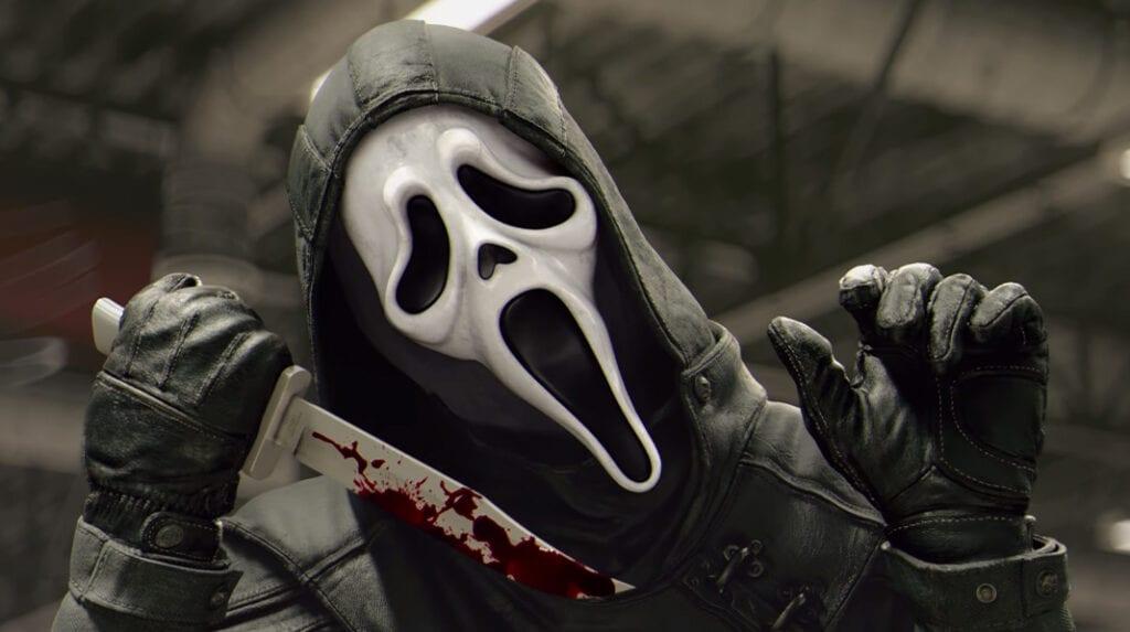 Dead by Daylight Ghostface DLC