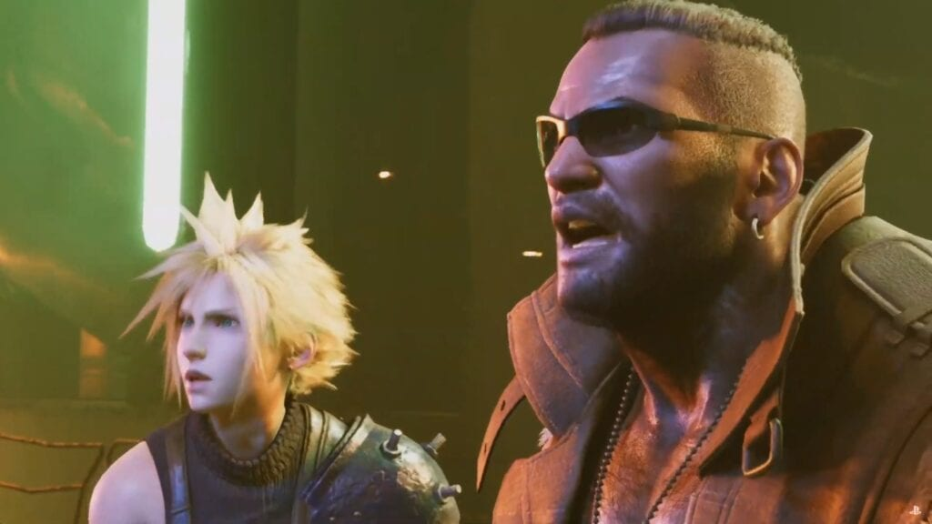 Massive Final Fantasy VII Leak Reveals Combat Details, Character Changes, And More