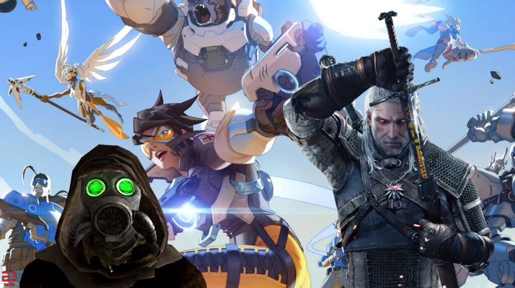 Fallout New Vegas Writer The Witcher Overwatch