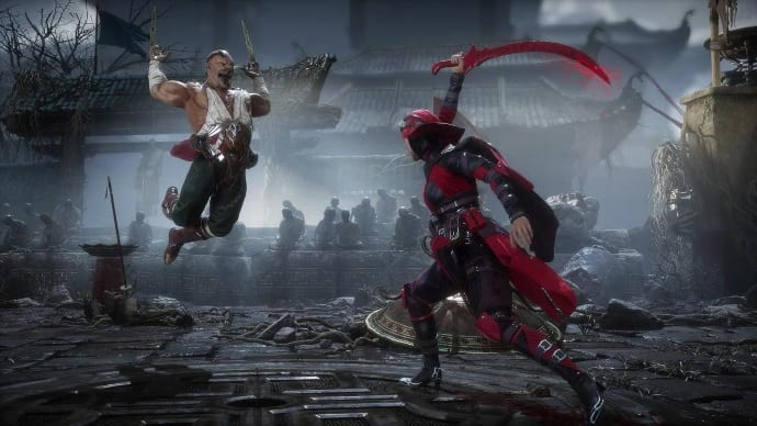This Mortal Kombat 11 Mod Lets You Control The Camera And Explore The Game's Stages (VIDEO)