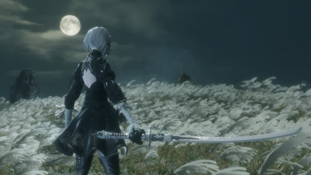 Sekiro: Shadows Die Twice Gets Invaded By NieR: Automata's 2B With This Mod