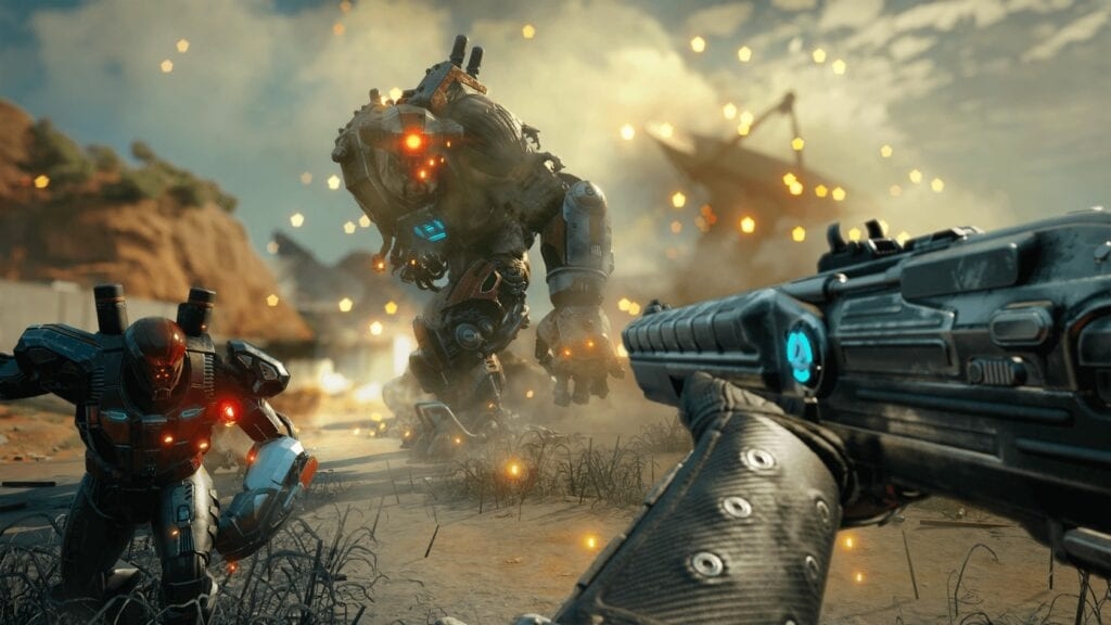 Rage 2 Recommended PC Specs Revealed