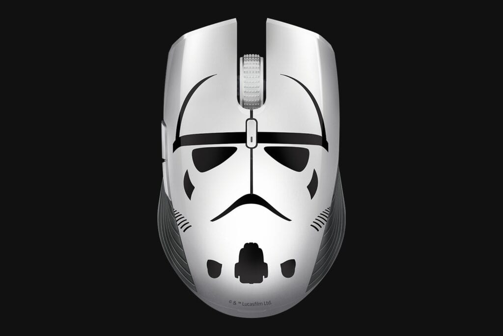 Star Wars Stormtrooper Gaming Peripherals Revealed By Razer