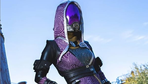This Mass Effect Tali Cosplay Is The Best Thing Since Self-Calibrating Weapons