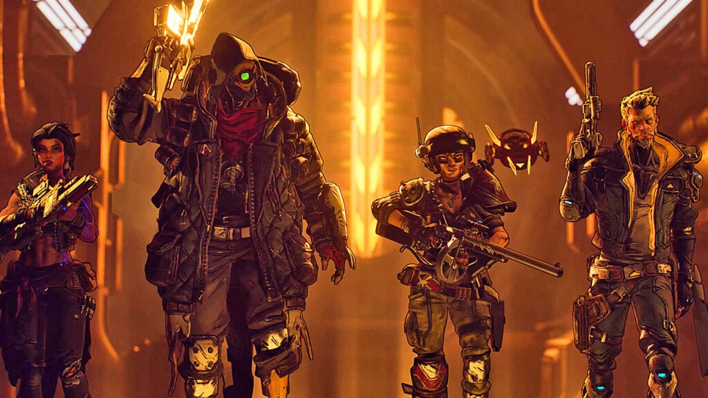 Borderlands 3 Features Cosmetic-Only Microtransactions (VIDEO)