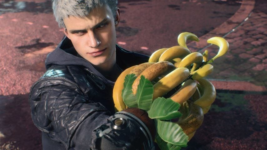 Devil May Cry 5 Monkey Business