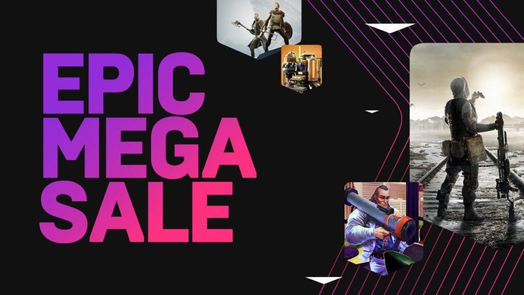 Epic Games Epic Mega Sale