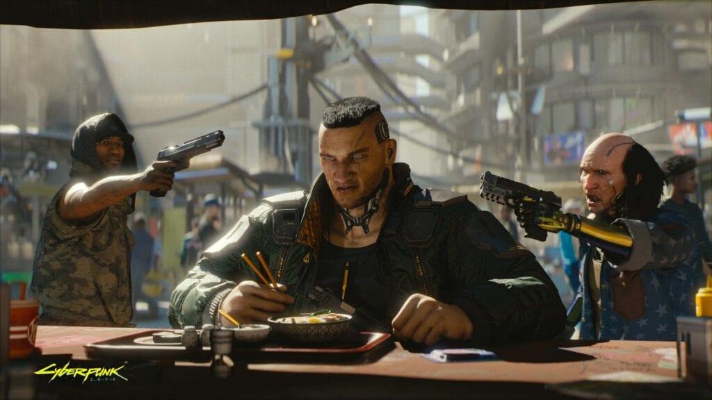 Cyberpunk 2077 PC Specs
