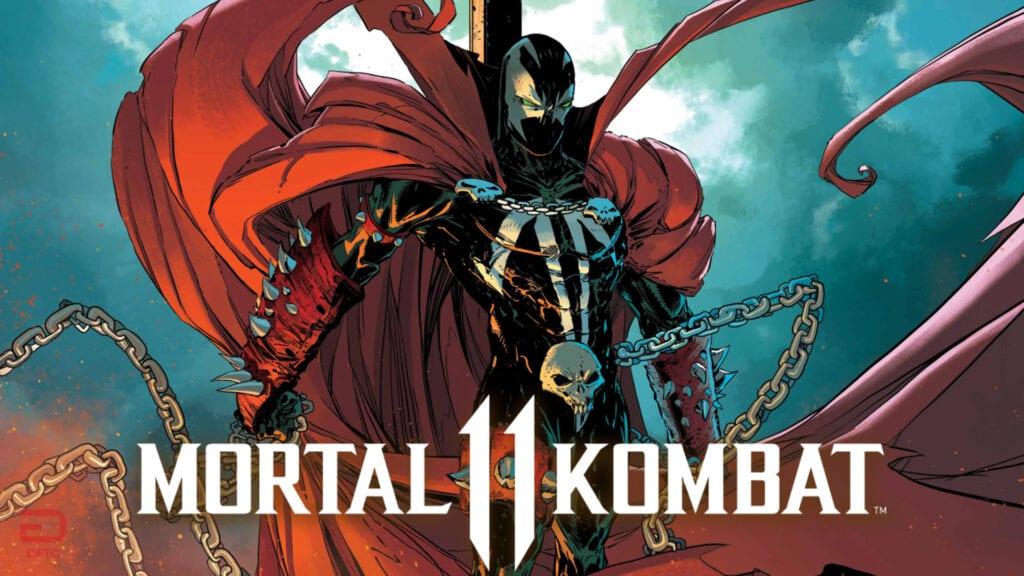 spawn mortal kombat 11 netherealm studios