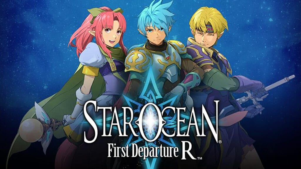 Star Ocean: First Departure R Announced by Square Enix