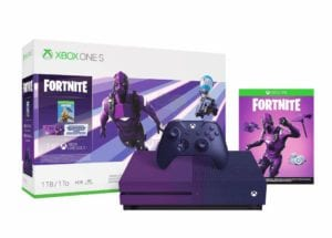 xbox one s fortnite purple