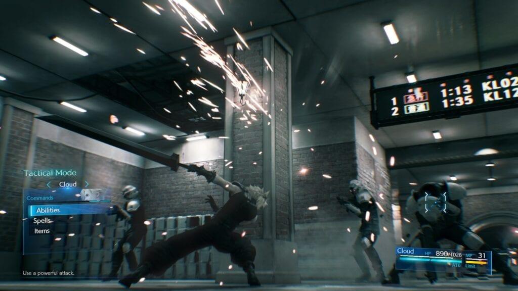 Final Fantasy VII Remake Screenshots Reveal A New Side Of Midgar