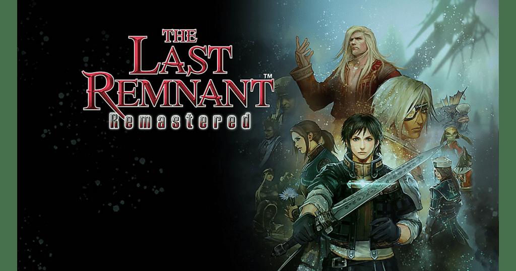 Last Remnant Remaster