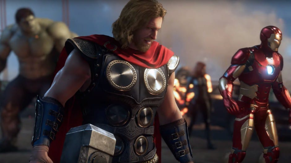 Marvel's Avengers Aims To Be Just As Successful As Spider-Man PS4