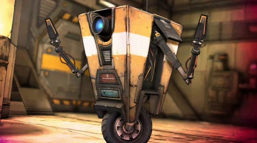 New Borderlands 2 DLC Seemingly Throws Shade At Former Claptrap Voice Actor
